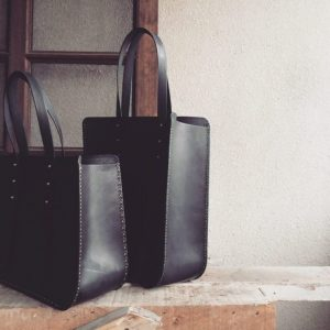 perfect structured work tote